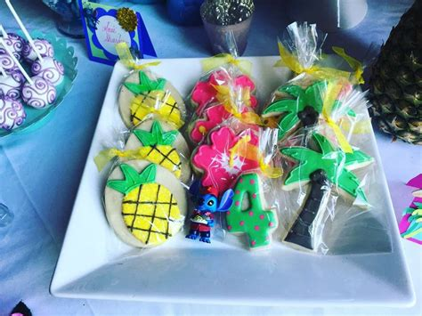lilo  stitch birthday party ideas luau birthday