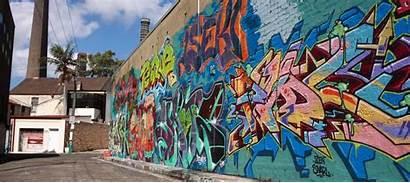 Graffiti Abstract Wallpapers Painting