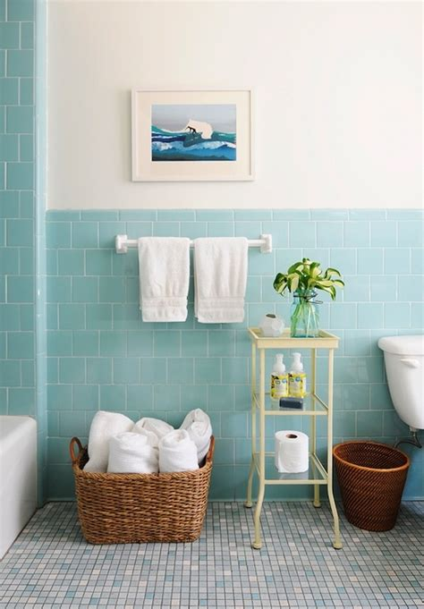 bathroom tile colour ideas 44 sea inspired bathroom décor ideas digsdigs