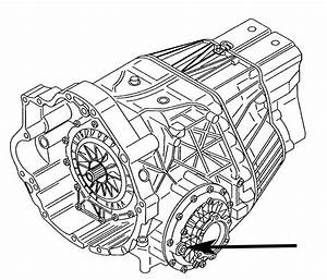 2004 Audi A8 Transmission Diagram