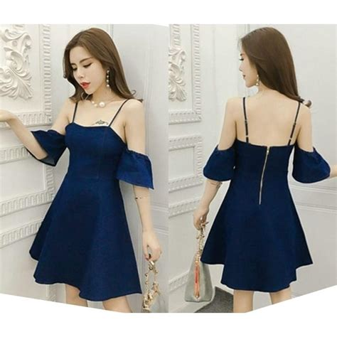 dress korea terbaru