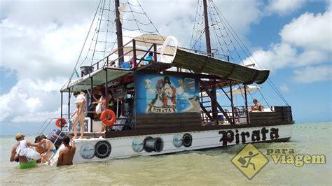 Barco Pirata Joao Pessoa passeio de pic 227 ozinho o barco pirata para viagem