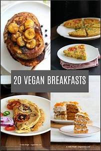 20 Vegan Breakfast Recipes - Vegan Richa