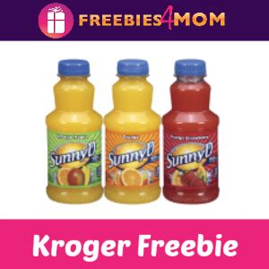 sunny delight beverage  kroger