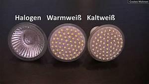 Led Watt Vergleich : 3w led versus 20w halogen der test gu10 spot strahler lampe vergleich warmwei kaltwei ~ A.2002-acura-tl-radio.info Haus und Dekorationen