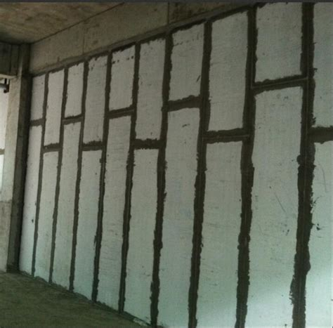 structural insulated lightweight interior wall panels