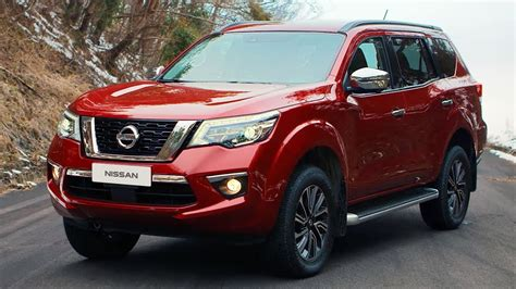 Review Nissan Terra by 2019 Nissan Terra Review