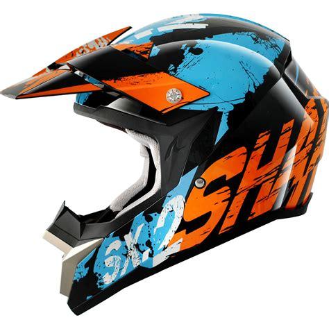 Shark Sx2 Freak Motocross Helmet Enduro Dirt Off Road Mx