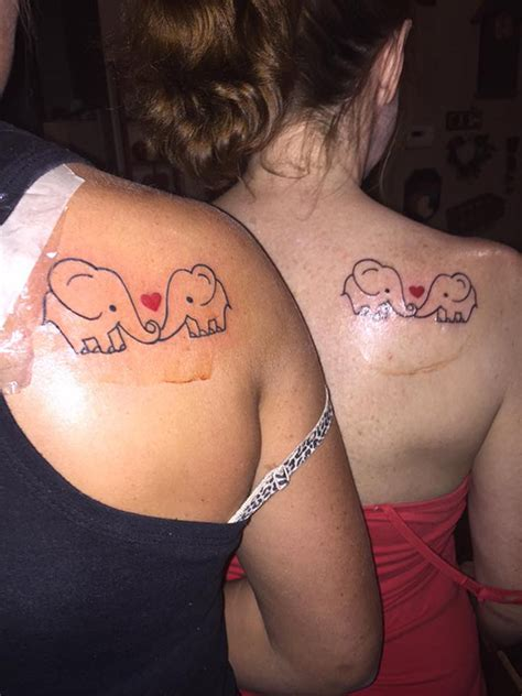 mother daughter tattoos  show  unbreakable