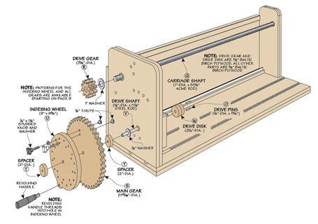 woodwork router jig plans  plans