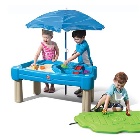 step 2 water table step2 cascading cove sand water table ebay