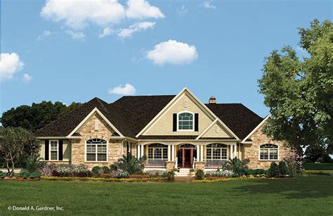 Marley House Plan Don Gardner
