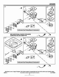 Briggs And Stratton 422447