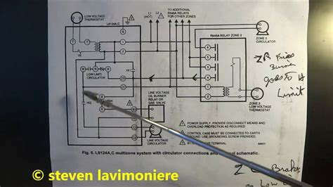boiler aquastat operating wiring explained