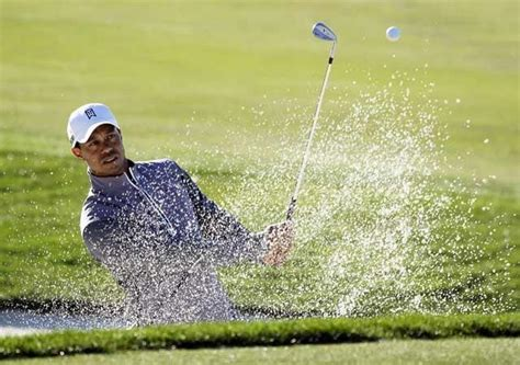 Woods hopes to get ball rolling again at Pebble