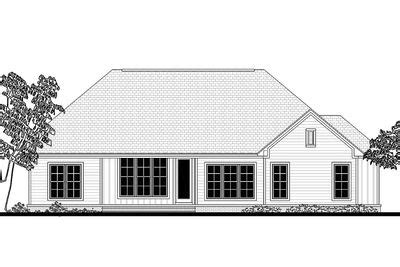 Open Concept Craftsman Home Plan With Flex Space