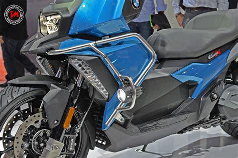 Bmw C 400 X Modification by Originale Monocilindrico E Con Controllo Di Stabilit 224