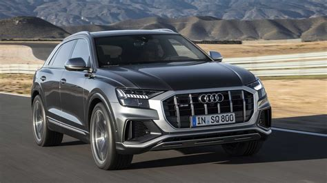 audi sq revealed  diesel
