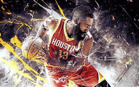 James Harden NBA Wallpaper by skythlee on DeviantArt