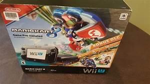 Mario Kart Wii U : nintendo wii u mario kart 8 deluxe set 32gb wupskagp 45496881733 ebay ~ Maxctalentgroup.com Avis de Voitures