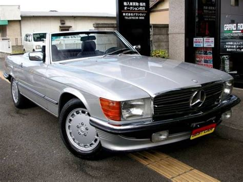 50s ls for sale 1988 mercedes benz 500sl 500sl for sale japanese used