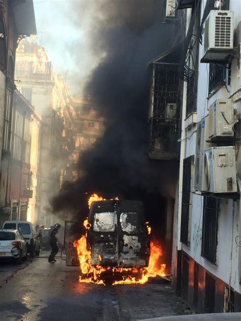 bureau d etude incendie alger un incendie d 233 truit 4 v 233 hicules et un bureau d 233 tude 224 la rue didouche mourad l echo d