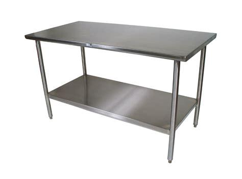 stainless steel kitchen island table   adjustable