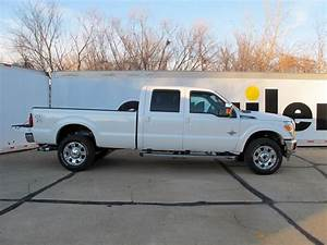 Ford Super Duty Trailer Disconnected