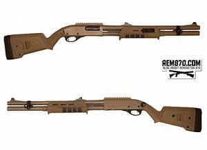 Magpul SGA Stock And MOE Forend For Remington 870 Review