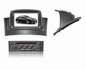Renault Megane Autoradio : autoradio agw92 gps wifi dvd cd bluetooth usb sd pour ~ Kayakingforconservation.com Haus und Dekorationen