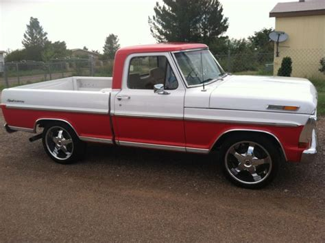 70 ford f 100 short bed