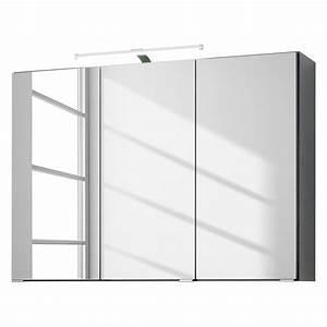 Spiegelschrank Bad 90 Cm : spiegelschr nke f rs bad online kaufen m bel suchmaschine ~ Bigdaddyawards.com Haus und Dekorationen