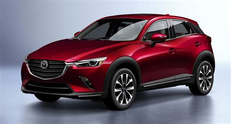 2019 Mazda Cx3 Takes Over New York With Electronic