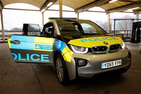 Met Police Unveils New-look Response Cars