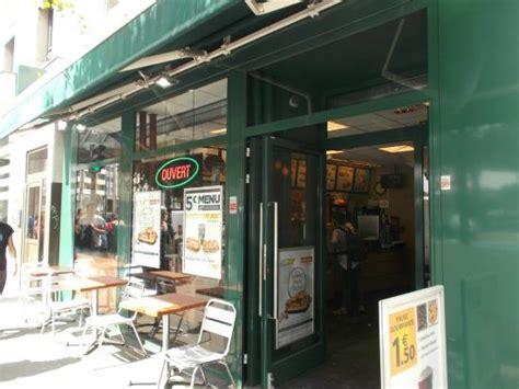 subway porte de pantin restaurant avis num 233 ro de