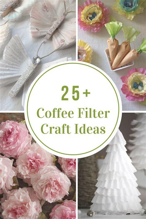cupcake liner crafts cupcake liner crafts coffee filter