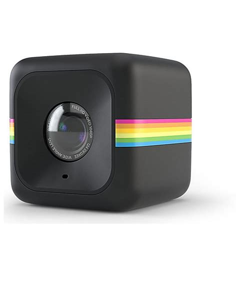 polaroid cube hd action camera  zumiez pdp