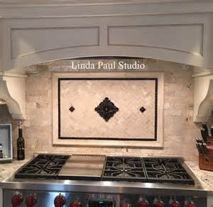 backsplash medallions kitchen kitchen backsplash murals mosaic medallions and accent tiles contemporary kitchen denver