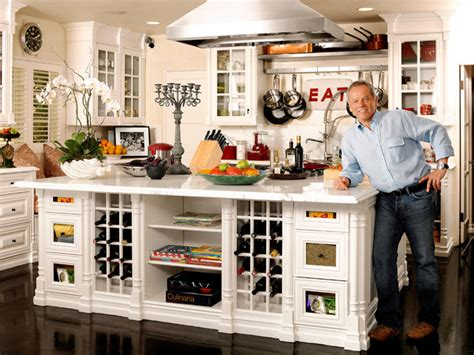 Celebrity Chef Kitchens That Make Your Mouth Water