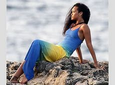 Rihanna Rides A Pony, Becomes Official Face Of Barbados
