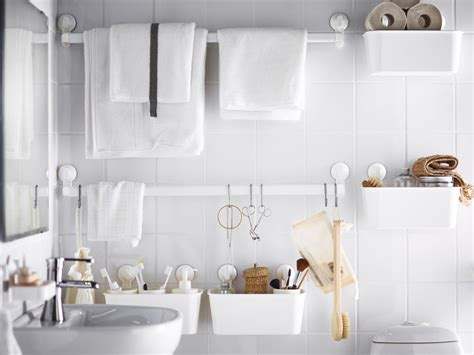Storage Solutions For Small Bathrooms by 8 Ways To Tackle Storage In A Tiny Bathroom Hgtv S