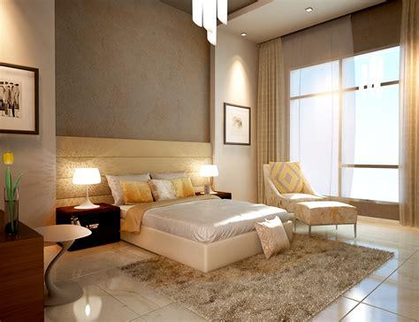 render ds max bedroom modern bedroom master