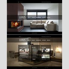 Template 41937  Single Page Interior Design Website Template