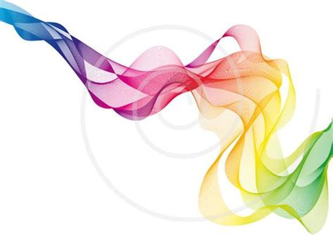 Abstract Colorful Background Digital Clip Art Clipart