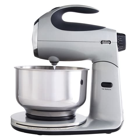 Sunbeam® Heritage Series® Silver Stand Mixer