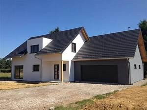 Rt 2012 Obligatoire : maisons ossature bois bbc et norme rt 2012 abt ~ Mglfilm.com Idées de Décoration