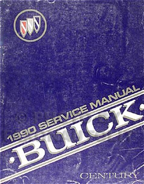 free online car repair manuals download 1990 buick skylark engine control 1990 buick century repair shop manual original
