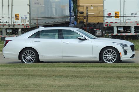 Cadillac Ct6 Rendering by 2019 Ct6 Premium Luxury In White Photo Gallery