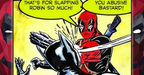 25 Deadpool Memes That Will Leave You Bloody And