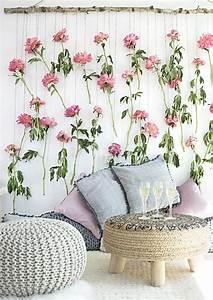 Idee Für Fotowand : ein blickfang f r jede hochzeit der florale fotohintergrund pinterest blumen rosen ~ Markanthonyermac.com Haus und Dekorationen